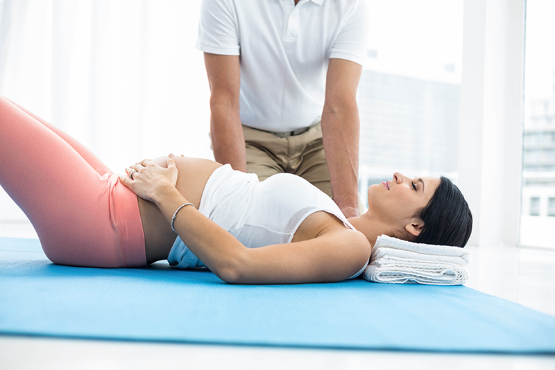 Fysiotherapie bij zwangerschap Heemskerk